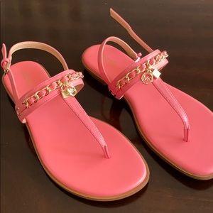 Authentic Michael Kors Elsa sandal